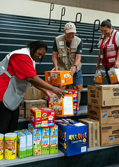 20180808.10818 (Red Cross Gold Country Region) Tags: americanredcross redding shastacollege shastacounty shelter