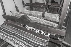 Traditional loom - Παραδοσιακός αργαλειός (Pantelis Sampanis) Tags: loom αργαλειόσ παραδοσιακόσ traditional weaving ύφανση υφαντό textile