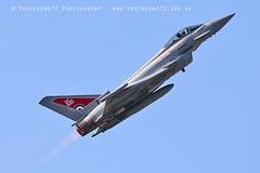 6109 Typhoon (photozone72) Tags: fairford aviation airshows aircraft airshow canon canon7dmk2 canon100400f4556lii 7dmk2 typhoon eurofighter raftyphoondisplay
