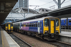 153378, Leeds (JH Stokes) Tags: class153 dmu dieselmultipleunits singleunit tinrocket northernrail 2018 leeds publictransport trains trainspotting tracks t transport railways photography 153378