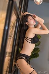 DSC_8876 (Robin Huang 35) Tags: 林珈伊 femi 01 辦公室 內衣 underwear 旅拍 人像 portrait lady girl nikon d850 bra 胸罩