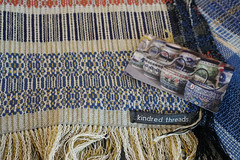 2nd Monday at Janet's-04081.jpg (kindred threads) Tags: 2ndmonday batemanweave janet kindredthreads handwoven weaving