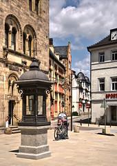 Saalfeld/Saale  (10) (berndtolksdorf1) Tags: deutschland thüringen saalfeld stadtansicht gebäude hdr outdoor