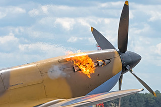 Spitfire AB910 Hot start