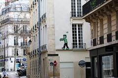 Paris (zmotoly) Tags: paris france february février street art graffiti