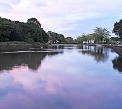 """The """"Swannie"""" Ponds (eric robb niven) Tags: ericrobbniven scotland swannie ponds landscape dundee"""