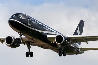 LIL - Airbus A320-212 (LY-COM) Avion Express