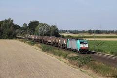 186 222 (Drehstromkutscher) Tags: sncb societe nationale chemins de fere belges eisenbahn train trainspotting trains railway railfanning railways railroad br baureihe 186