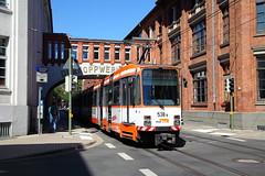 Das Hauptmotiv (trainspotter64) Tags: strasenbahn streetcar tram tramway tranvia tramvaj tramwaje bielefeld düwag mwagen m8c owl ostwestfalen mobiel stadtbahn