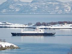 """Røsund"" (OlafHorsevik) Tags: ferge ferga ferje ferja ferry thn torghatten nord hurtigruten røsund reserveferge stangnes"