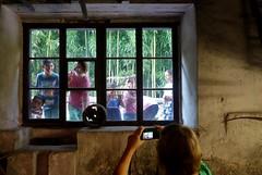 WINDOW I (DOWN) (LitterART) Tags: window sony sonyrx100 fenster kinder children enfants steiemark österreich flüchtlingskinder flüchtlinge refugees
