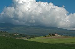 Arriva la pioggia - Here comes the rain (ricsen) Tags: italia italy toscana tuscany montenero grosseto campagna countryside verde green paesaggio landscape natura nature naturale natural
