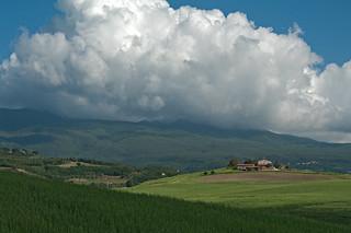 Arriva la pioggia - Here comes the rain