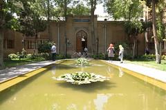 Negarestan Garden (blondinrikard) Tags: negarestan tehran museum park