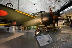 NASM_0257 Nakajima J1N1-S Gekko Irving (kurtsj00) Tags: nakajima j1n1s gekko irving night fighter nationalairandspacemuseum nasm smithsonian udvarhazy