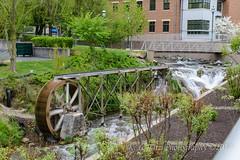 Newly Restored Water Wheel (kevnkc2) Tags: stdntsdoncooper lightroom pennsylvania spring chambersburg nikon d610 franklin county tamron 2470mmg2 sp2470mmf28divcusdg2a032