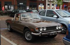 1975 Triumph Stag 3.0 V8 (rvandermaar) Tags: 1975 triumph stag 30 v8 triumphstag sidecode3 93ge30