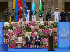 """Posesión Presidente de Colombia • <a style=""""font-size:0.8em;"""" href=""""http://www.flickr.com/photos/39526151@N07/43011378575/"""" target=""""_blank"""">View on Flickr</a>"""