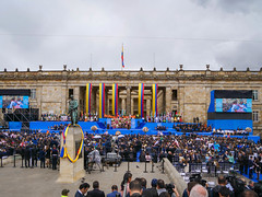 """Posesión Presidente de Colombia • <a style=""""font-size:0.8em;"""" href=""""http://www.flickr.com/photos/39526151@N07/43011379525/"""" target=""""_blank"""">View on Flickr</a>"""