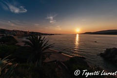 Coucher de soleil sur le golfe du Valinco (tognio62) Tags: reflexion reflection seascape sunset sky sea soleil sun plage port végétation propriano corse corsica clouds ciel coucherdesoleil rocher