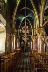 Archangelos Church Interior Arches (ir0ny) Tags: greece greek archangelos rhodes church orthodox greekorthodox archangeloi michail gavriil