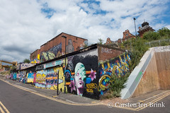 Newcastle street art (10b travelling / Carsten ten Brink) Tags: carstentenbrink 10btravelling 2018 britain british england english europa europe greatbritain iptcbasic newcastle scouse tyne tyneside uk cmtb north river tenbrink