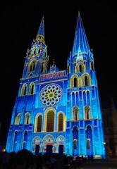 JLF18733 (jlfaurie) Tags: chartres cathédrale sonetlumières sonidoyluces soundandlights cathedral catedral france francia eureetloir mechas mpmdf lucila jlfaurie jlfr 11082018