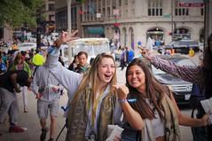 Lolla Peace (michael.veltman) Tags: lolla peace project women chicago love michigan avenue millenium park
