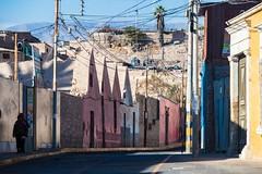 Una calle de Moquegua en Peru (Inti Runa) Tags: canoneosm5 canonefm18150mm peru moquegua street architecture travel tourism digitalnomad