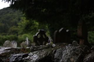 Glendalough cemetery (V)