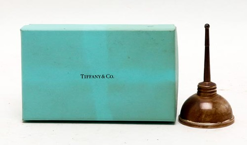 Tiffany & Co. STERLING Oil Can/Vermouth Dispenser ($560.00)
