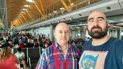 Un verano más, Aitor, rector del seminario de Bilbao, y Fran, diácono, viajan a Quevedo para colaborar con Paulino, misionero de nuestra diócesis en Ecuador