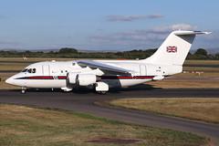 ZE701_MAN_020818_KN_275 (JakTrax@MAN) Tags: ze701 bae british aerospace 146 146100 statesman ringway manchester egcc man royal air force raf queens flight runway 23r rvp viewing park