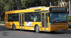 Scania N94UB Carsa CS40 City II - Fernanbus 157 (emilijoan) Tags: fernanbus valencia metrobus bonaire centro comercial estacion de autobuses transporte publico amarillo