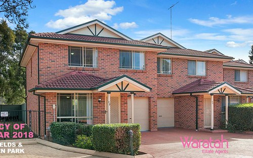 12/9 Stanbury Place, Quakers Hill NSW 2763