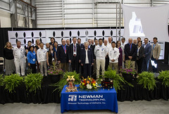 Newman Technology of Alabama Press Conference