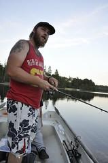 True 4 life (alex.jorneblom) Tags: hjärtaredssjön fiske fishing vacation
