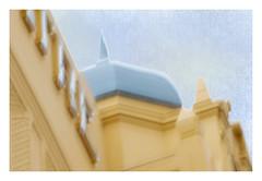 Dreamy Palais (Greenstone Girl) Tags: palais theatre icm blur blue dreamy