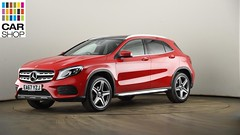 EA67YZJ-used-MERCEDES-BENZ-GLA-CLASS-DIESEL-HATCHBACK-GLA-200d-AMG-Line-Premium-5dr-Auto-Diesel-Automatic-RED-2017-XC-L-10 (doncastercarshopcollections) Tags: