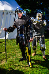 20151004-_DSC8154 (bigbuddy1988) Tags: people portrait photography nikon d610 wide usa nyc new cosplay sword armour green grass festival newyork