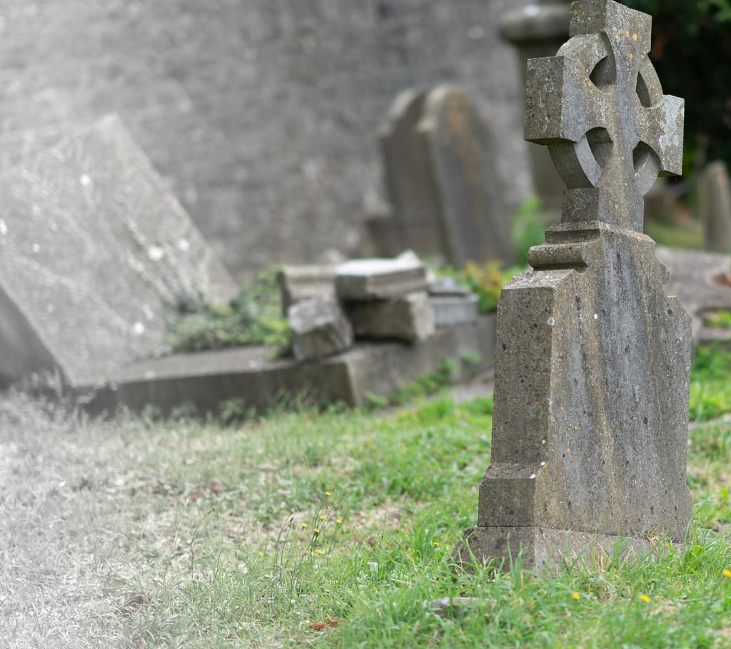 OLD CHURCHYARD KNOWN AS ST. JOHN'S [DUBLIN ROAD KILKENNY]-142919