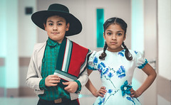 Cueca Chilena (Javier Garcia A.) Tags: retrato portrait people boy child children cueca chile dancing dance folclore face human culture