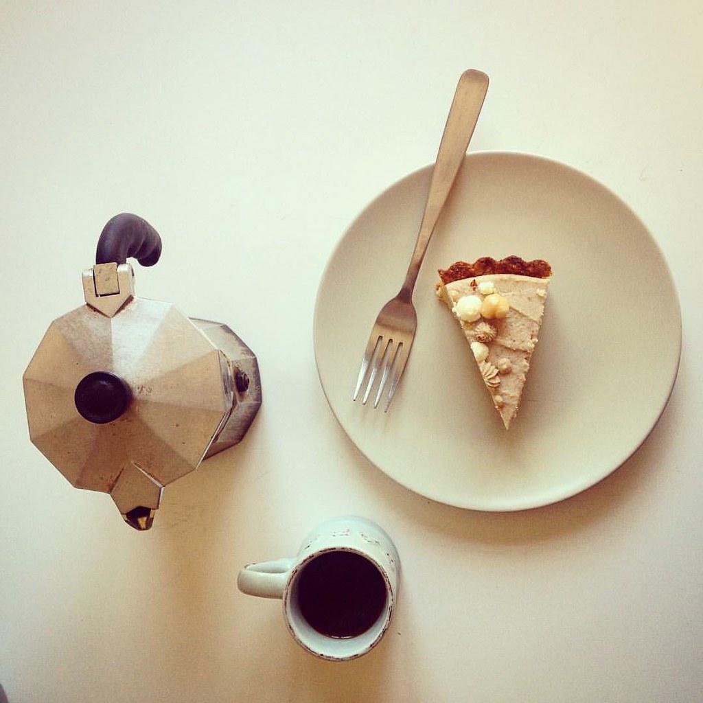 cà phê Ý phỏng vấn với Phương Bi