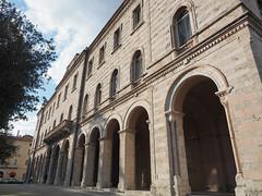 市政廳 | 佩魯齊亞 | Perugia, Itlay (sonic010739) Tags: olympus omd em5markii olympusmzdigital1240mm italy perugia