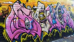 Seaps... (colourourcity) Tags: streetart streetartaustralia streetartnow streetartmelbourne graffiti graffitimelbourne melbourne burncity colourourcity colourourcitymelbourne fun notserious nohaters seap seaps