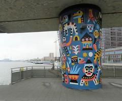 ROAR/3 Rotterdam Art Ride (JoséDay) Tags: roar maashaven rijnhaven rotterdam streetart art straat street kunst nachoeterno