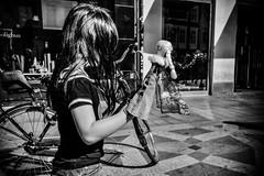 Images on the run... (Sean Bodin images) Tags: streetphotography streetlife seanbodin købmagergade københavn copenhagen citylife candid city citypeople voreskbh visitcopenhagen visitdenmark denmark documentary delditkbh