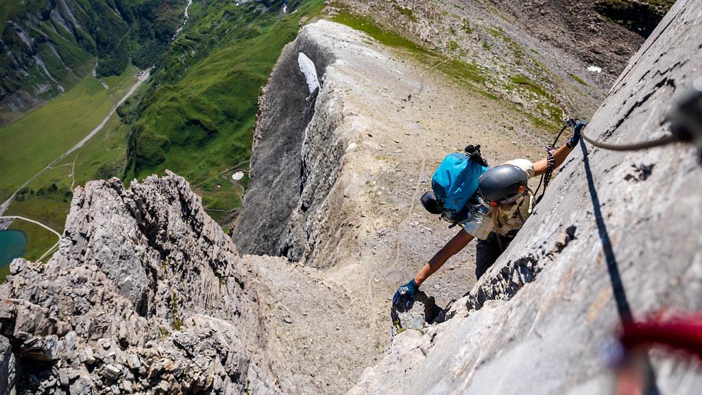 Klettersteig Graustock : The world s best photos of graustock and klettersteig flickr