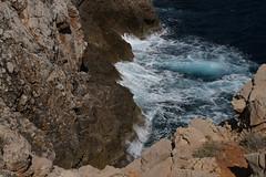 Felsküste bei Punta Nati, Menorca (herbert@plagge) Tags: puntanati landschaft insel menorca spanien felsküste meer landscape rocks coast sea island spain