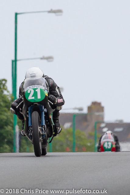Pre TT Classic Billown 2018 Lightweight Classic Race